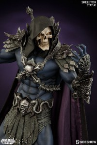 Skeletor Statue by Sideshow Collectibles