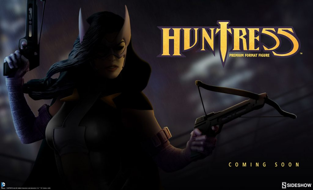 Huntress Premium Format Figure
