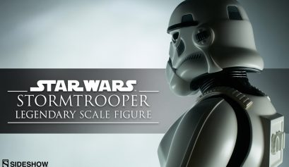 Stormtrooper Legendary Scale