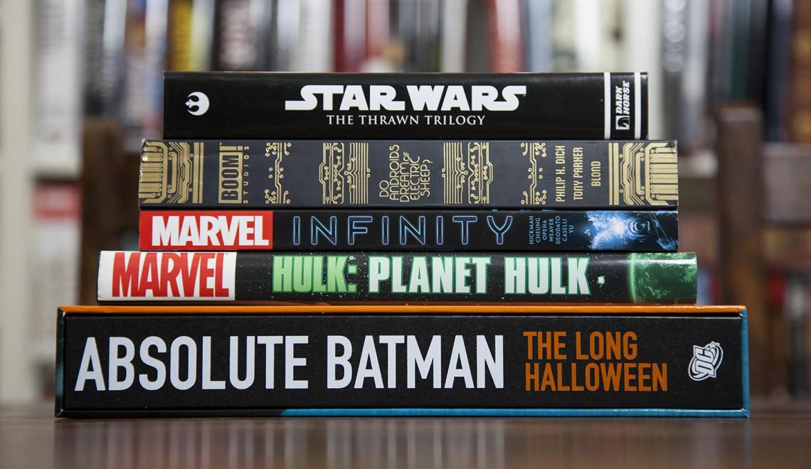 Comic Haul: December, 2015