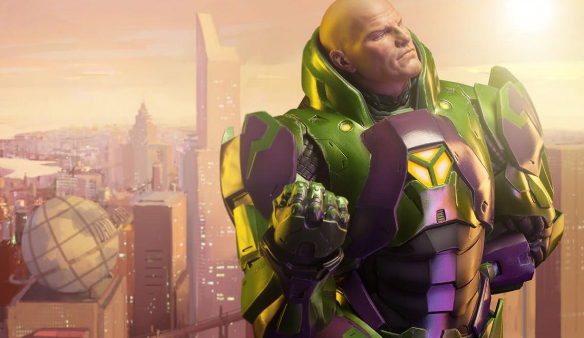 Lex Luthor Premium Format
