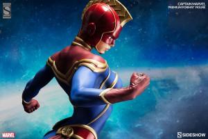 Captain Marvel Premium Format
