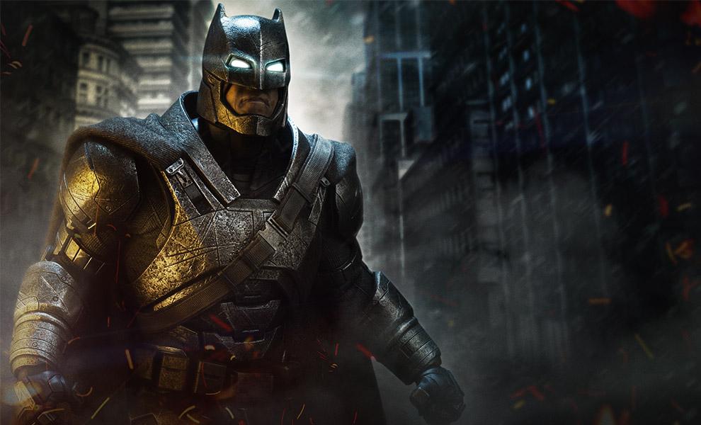Armored Batman Premium Format