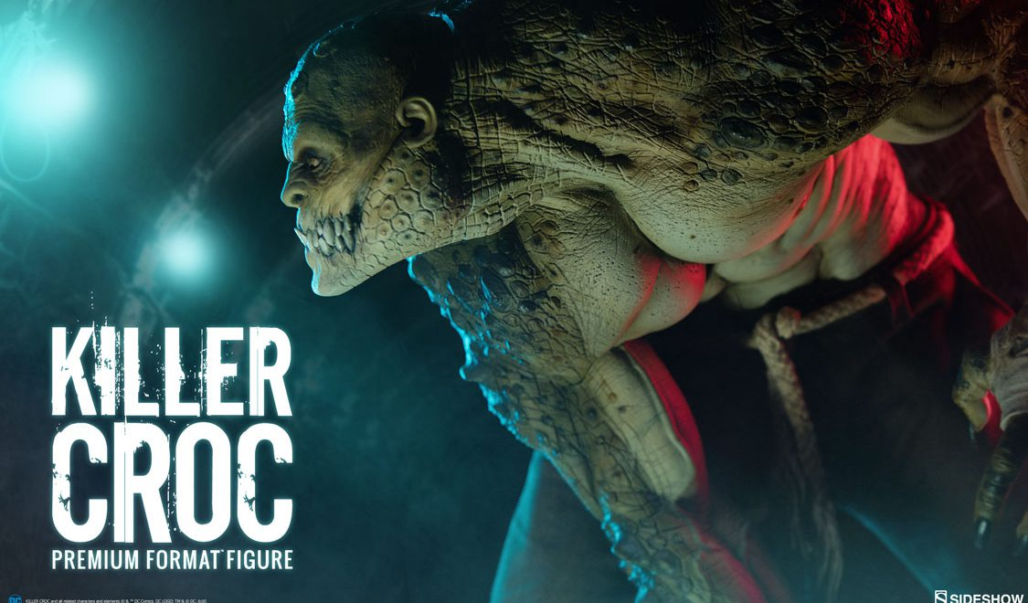 Killer Croc Premium Format Coming Soon!