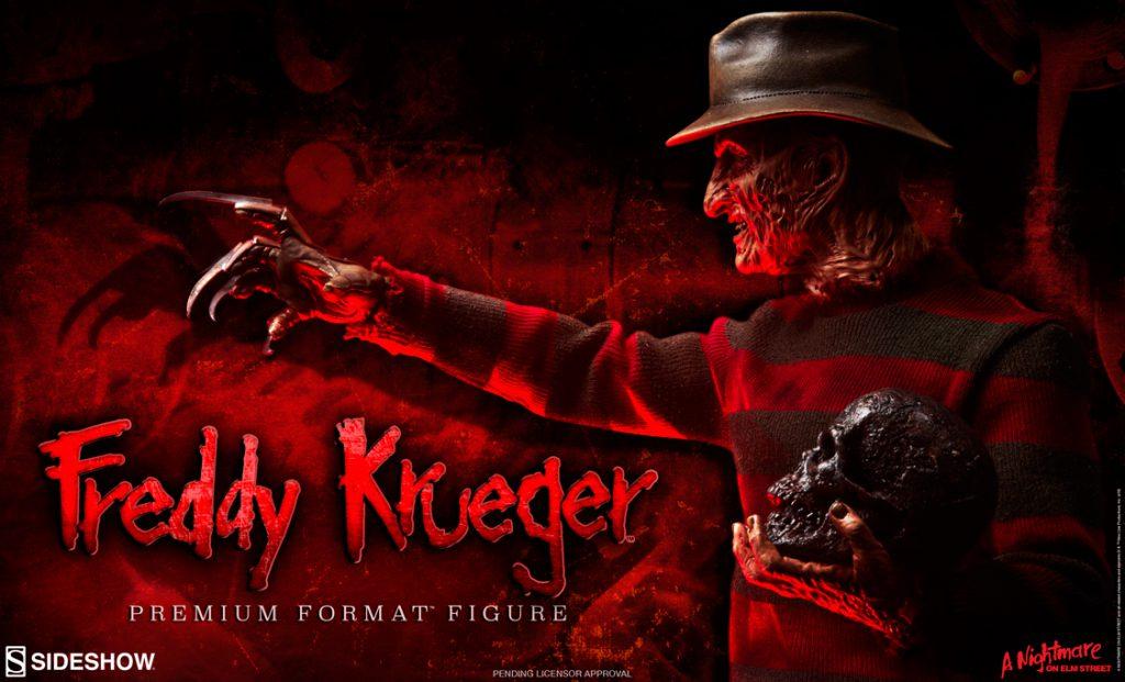Freddy Krueger Premium Format