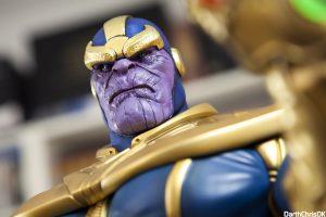 Thanos Custom Portrait