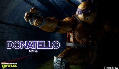 TMNT Donatello Statue