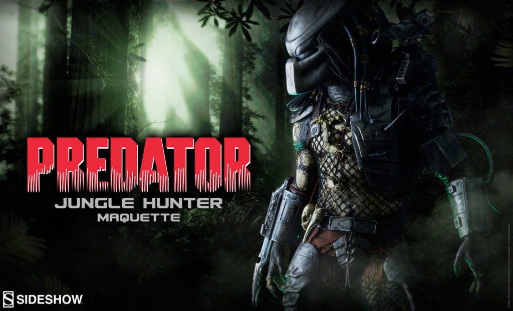 Predator Jungle Hunter Maquette