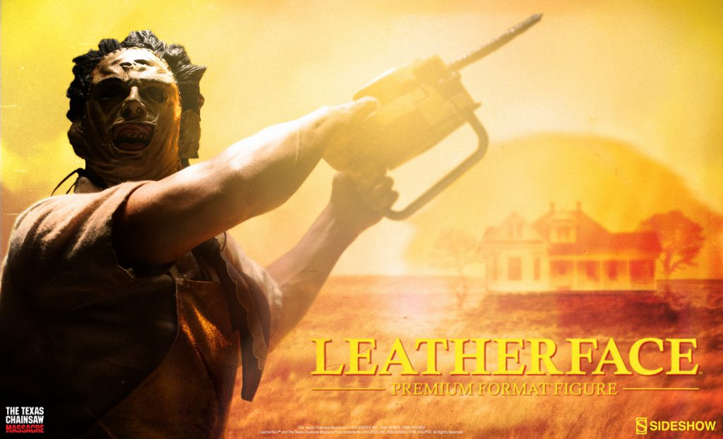 Leatherface Premium Format
