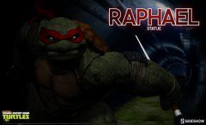 Raphael Statue