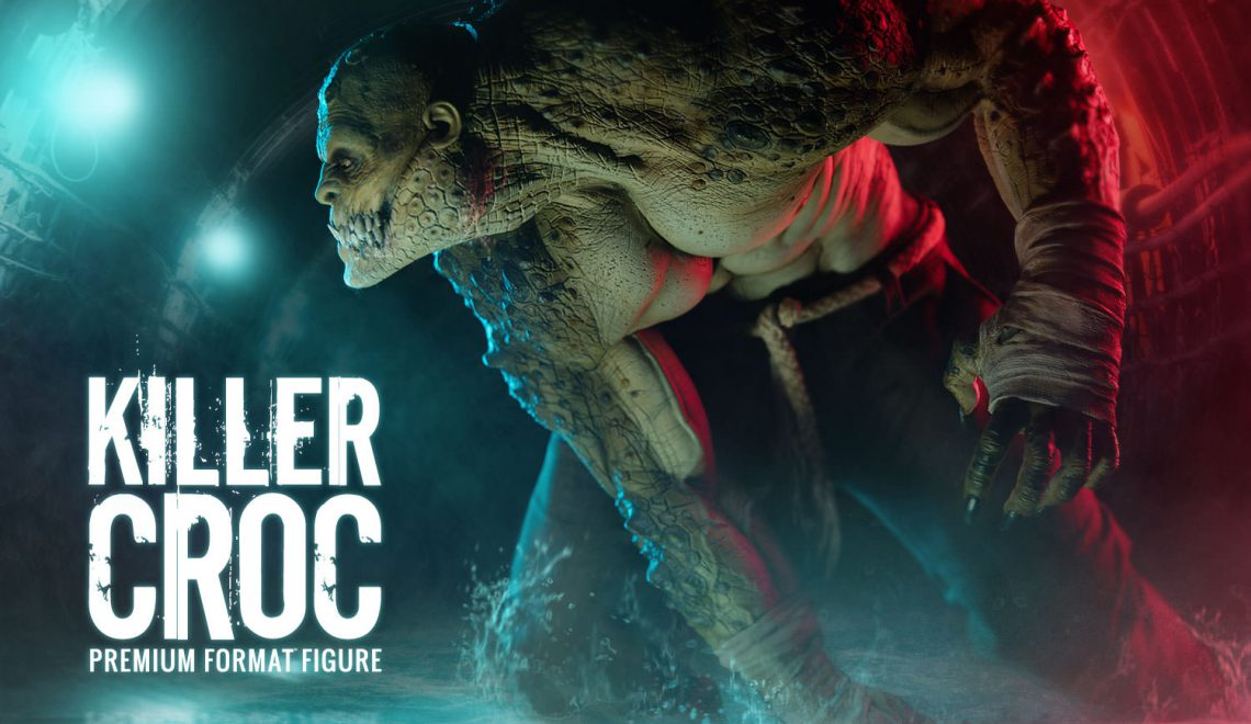 My Thoughts on… Killer Croc Premium Format Figure